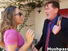 kristina rose copulates a dark chap just to