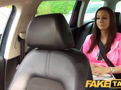 faketaxi college cutie with large natural