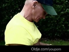 large old wang drills hard girls juvenile ass