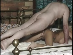 871-3 antonia deona - disrobes and screwed by old