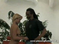 latino wench victoria white bonks old black
