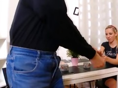 old guy fingering and fucking cute czech nubiles