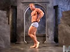 muscled dad yank davis 7