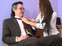 delightsome anal invasion with teacher