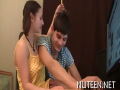 guy nails cute legal age teenager beauty