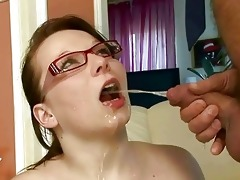 grand-dad fucking and pissing on wicked breasty