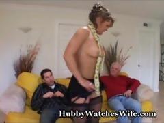 cougar hottie seduces youthful guy