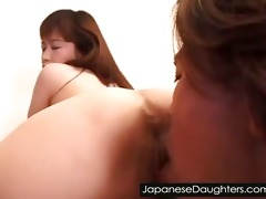 youthful japanese daughter humiliation