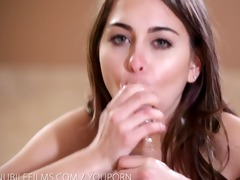tiny yoga girl receives the fuck of her life