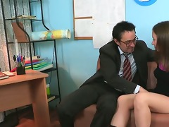 sex lesson with lustful teacher