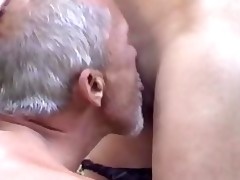 ugliest oldman copulates anorexic beauty in the