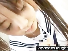japanese daughter hard fucked