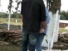 outdoor bareback jamie and oliver