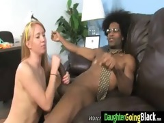 large dark dick monster bonks my daughters