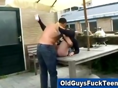 old guyfucks very sexy younger sweetheart