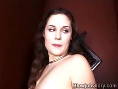 dark brown juggy pleases her priests holy schlong