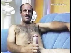 asian dad cums