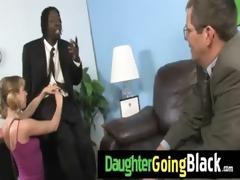 my daughter takes a real dark penis 3