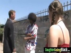 young daughter with worthy wazoo drilled by a